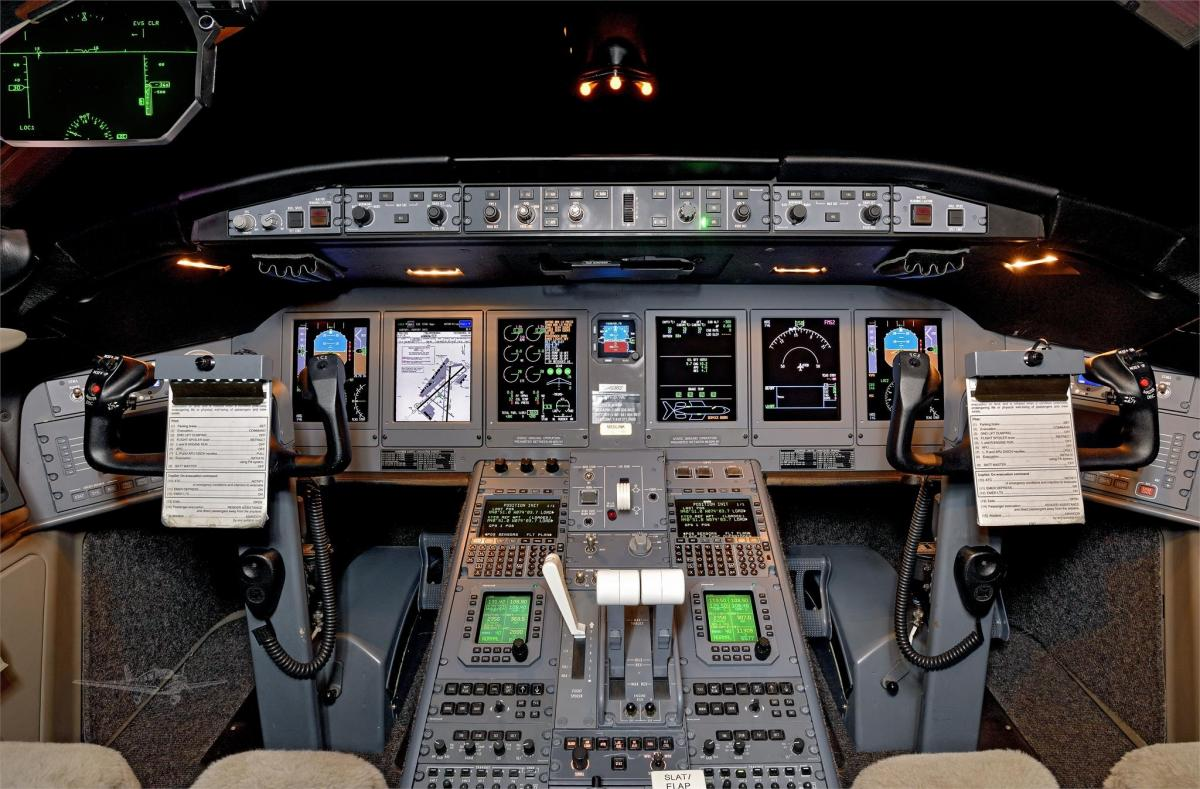 2007 BOMBARDIER GLOBAL 5000 Photo 3