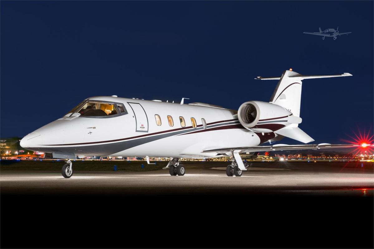 2003 LEARJET 60 Photo 2