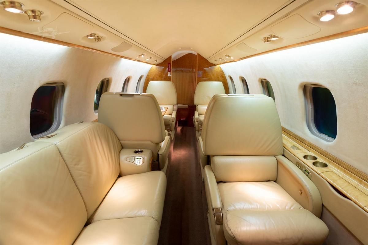 2003 LEARJET 60 Photo 4