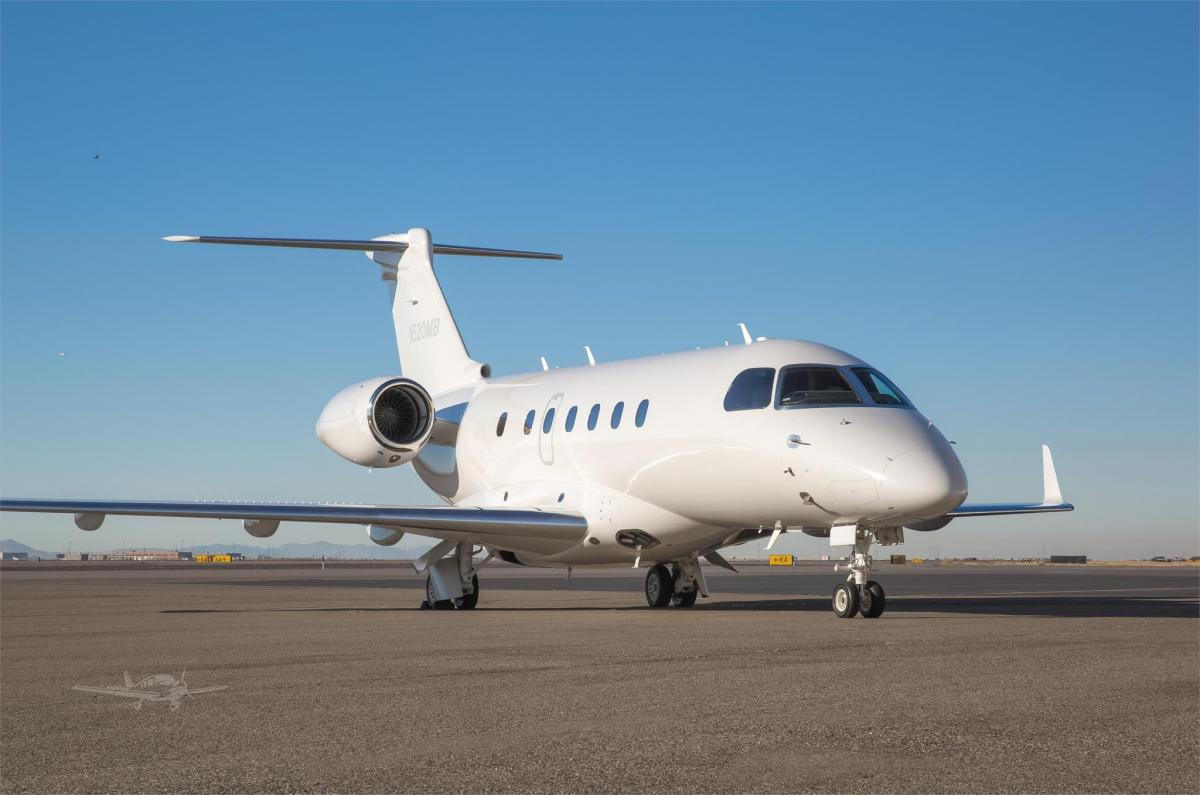 2018 EMBRAER LEGACY 500 Photo 2