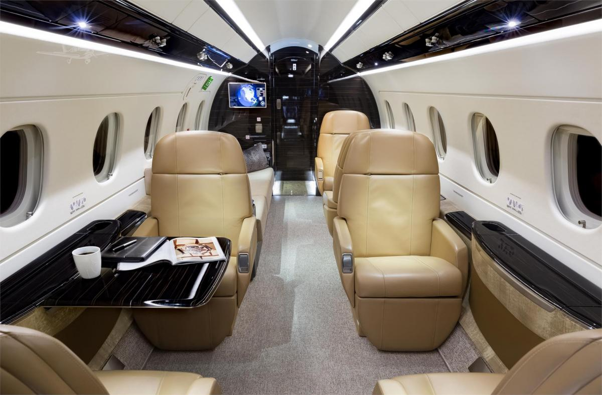 2018 EMBRAER LEGACY 500 Photo 3