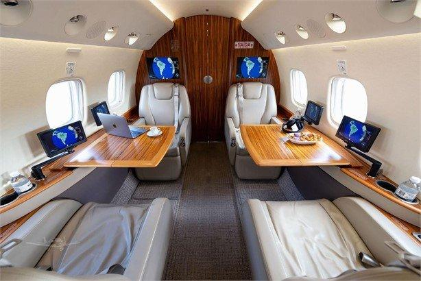 2013 EMBRAER LEGACY 650 Photo 5