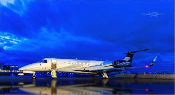 2013 EMBRAER LEGACY 650 for sale - AircraftDealer.com