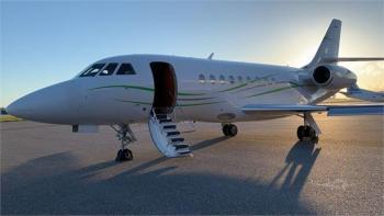 2007 DASSAULT FALCON 2000EX EASY for sale - AircraftDealer.com