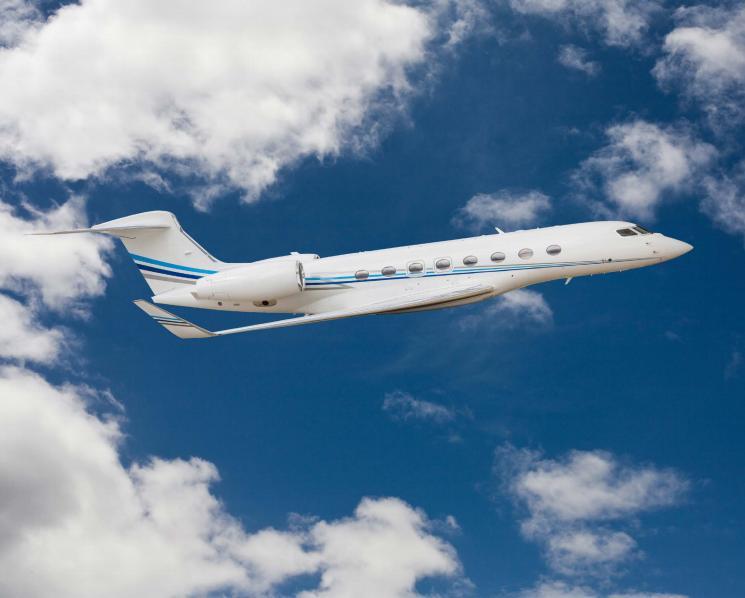 2015 Gulfstream G650ER - Photo 1