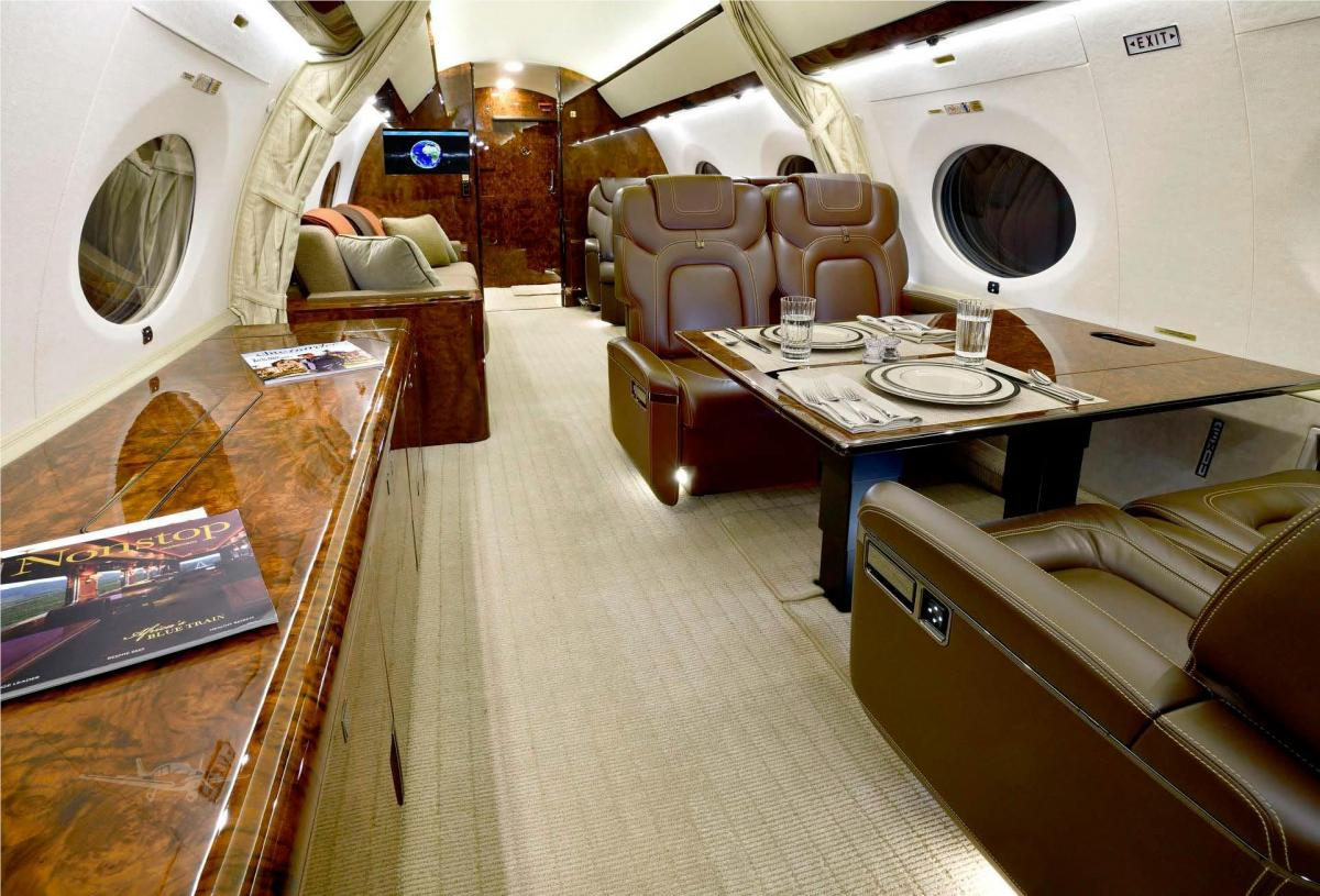 2013 GULFSTREAM G650ER  Photo 5