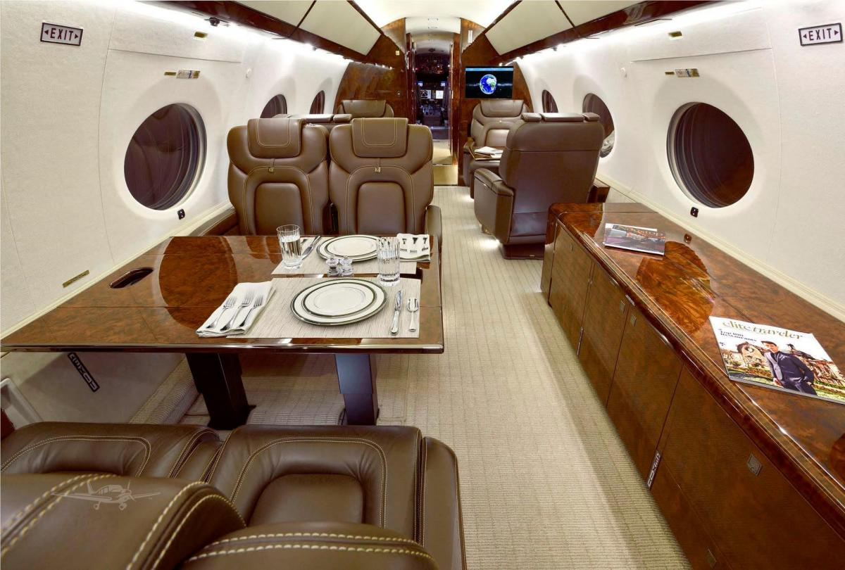 2013 GULFSTREAM G650ER  Photo 3