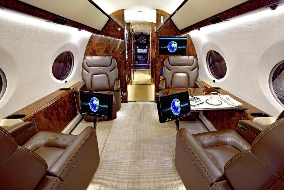 2013 GULFSTREAM G650ER  Photo 4
