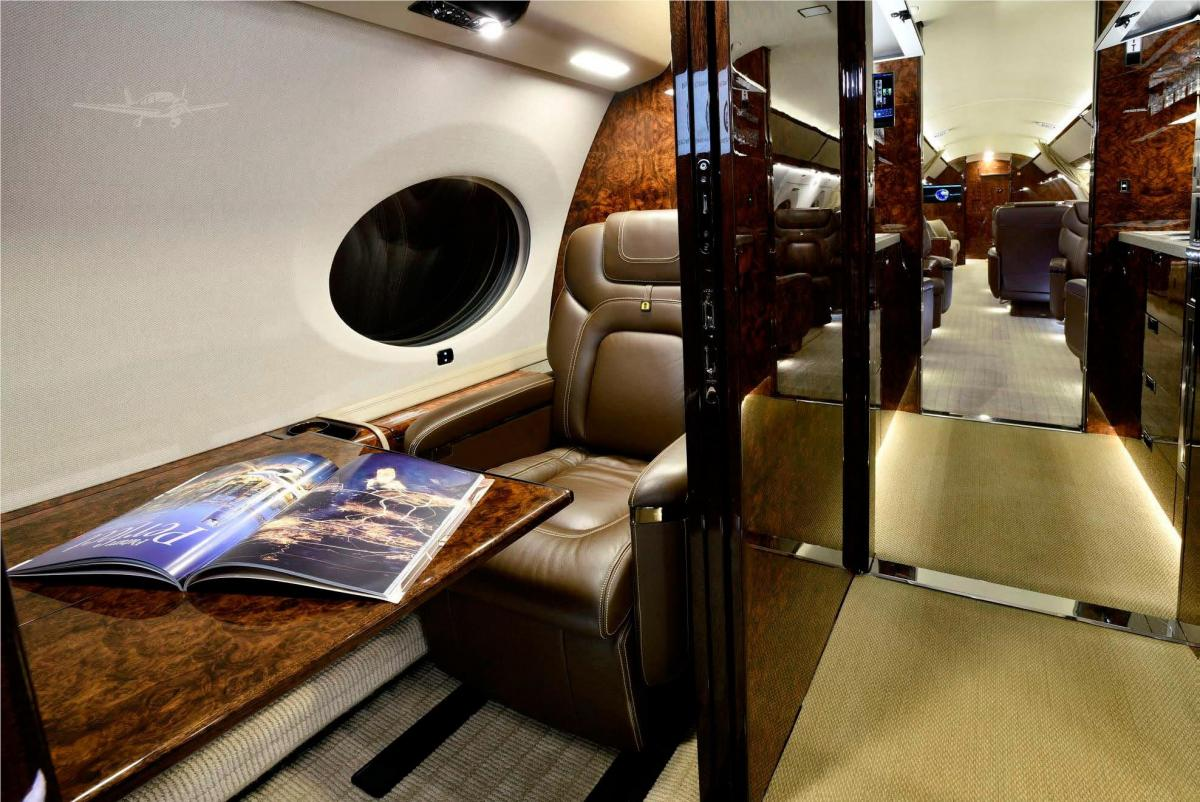 2013 GULFSTREAM G650ER  Photo 7