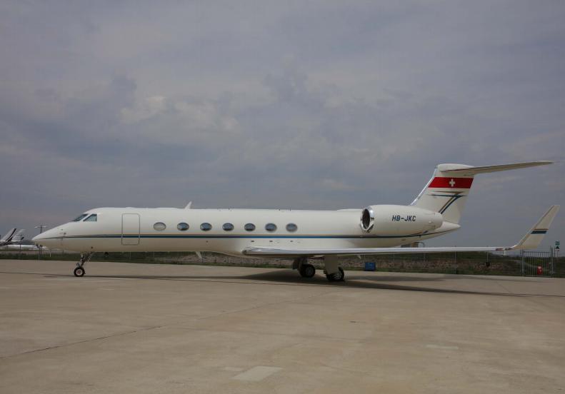 2009 Gulfstream G550 - Photo 1