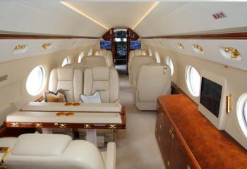 Gulfstream G550 - Photo 4