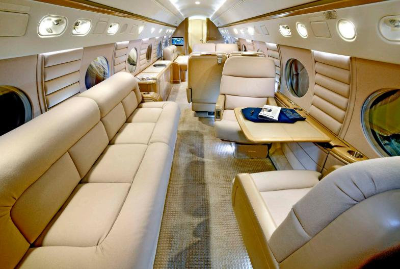 2006 Gulfstream G550 Photo 3
