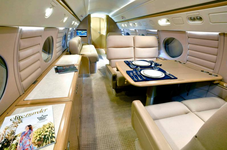 2006 Gulfstream G550 Photo 4