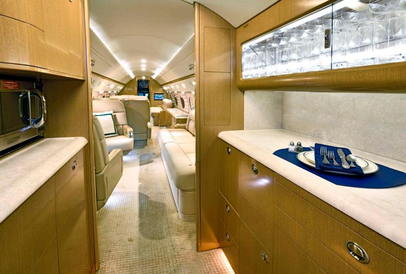 2006 Gulfstream G550 Photo 5