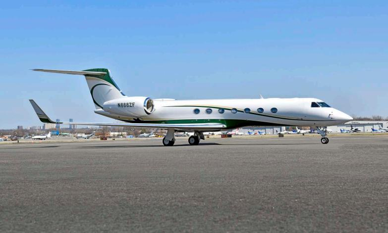 2006 Gulfstream G550 Photo 2