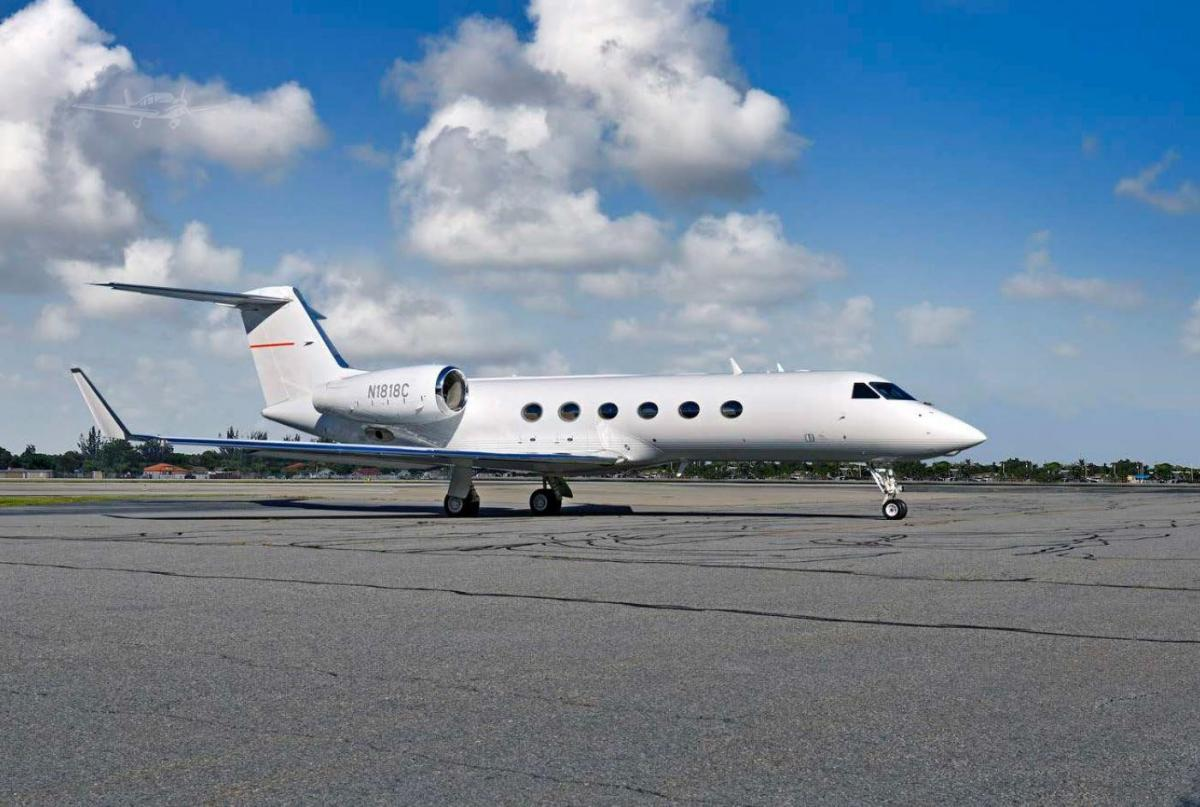 2009 GULFSTREAM G450 Photo 2