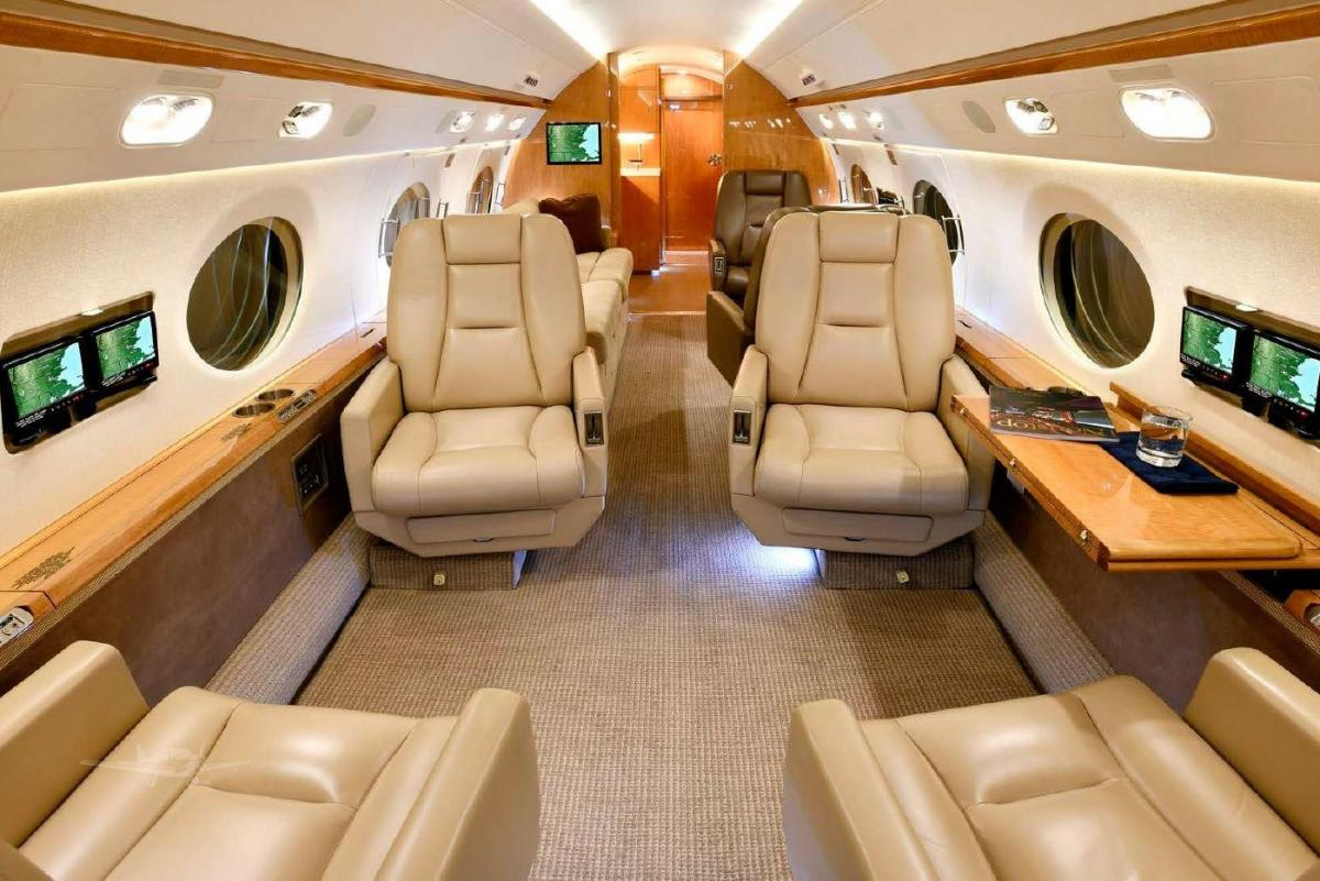 2009 GULFSTREAM G450 Photo 4