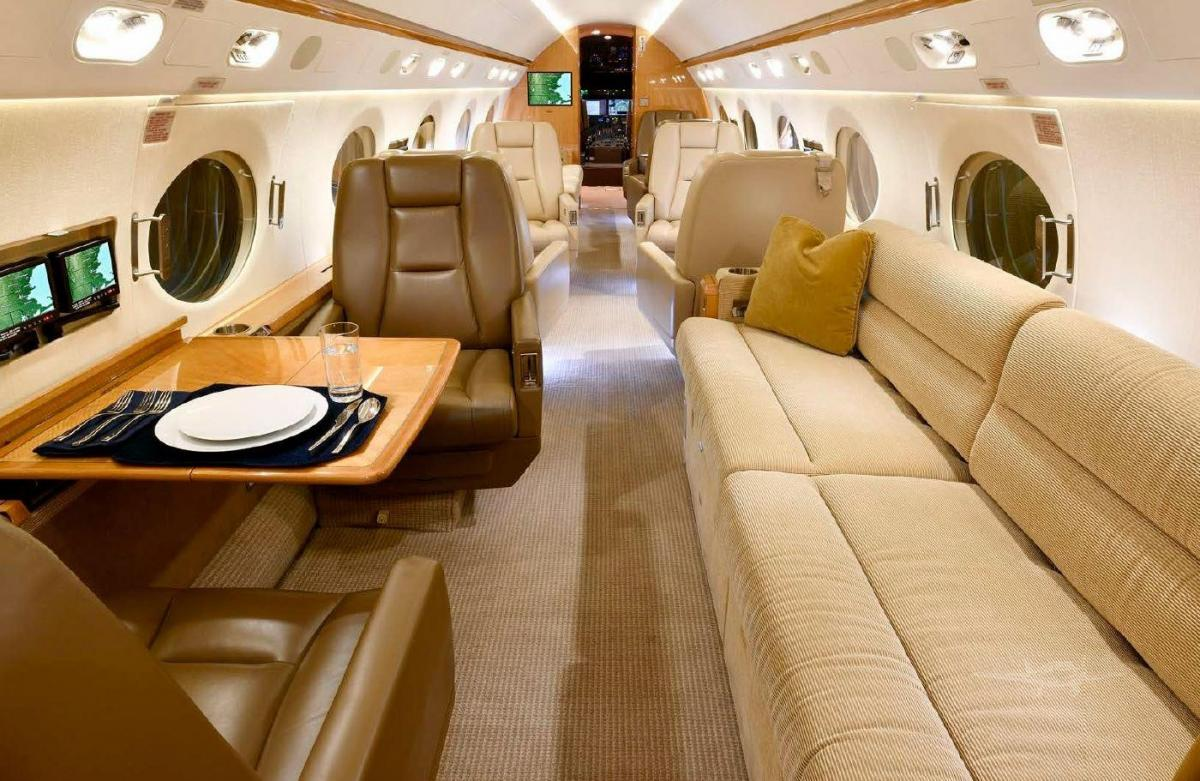 2009 GULFSTREAM G450 Photo 6