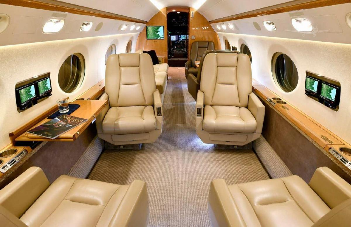 2009 GULFSTREAM G450 Photo 7