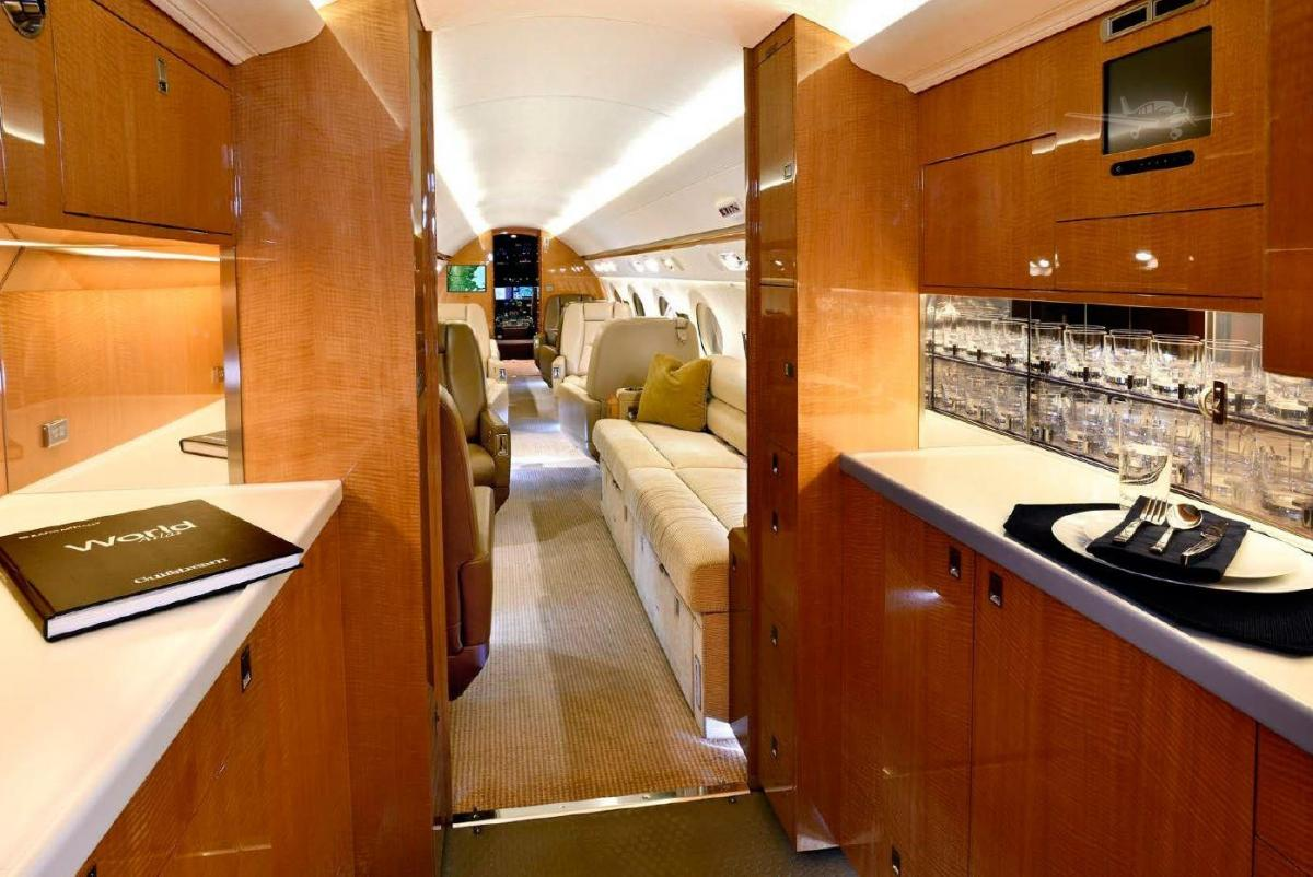 2009 GULFSTREAM G450 Photo 3