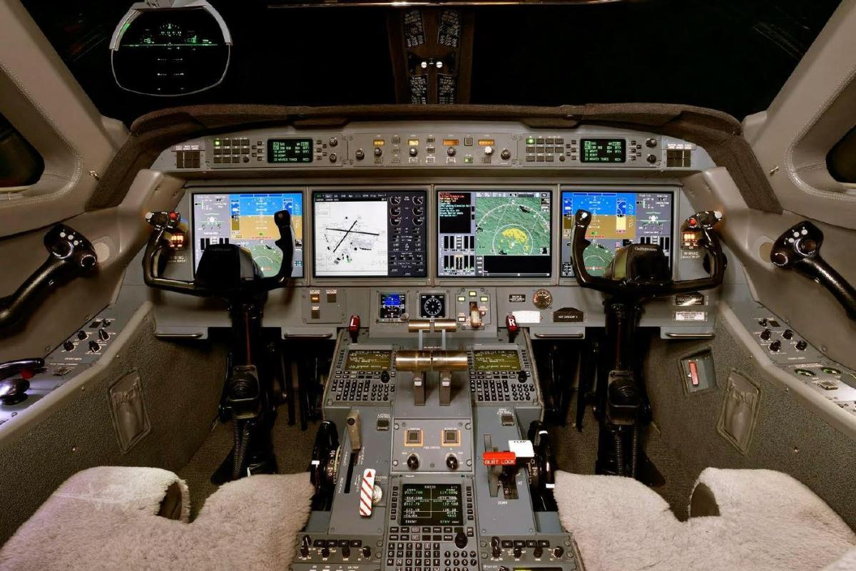 2009 GULFSTREAM G450 Photo 5