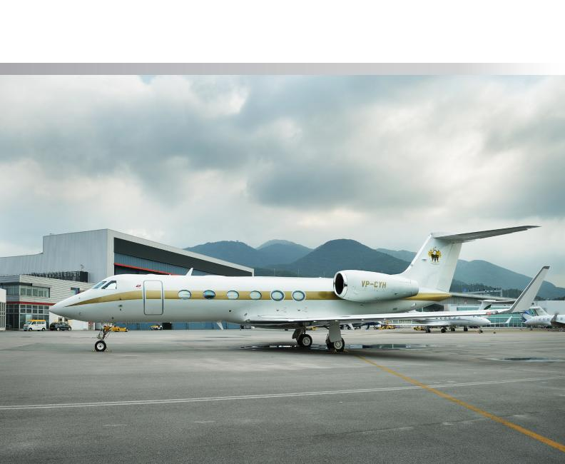2014 Gulfstream G450 Photo 2