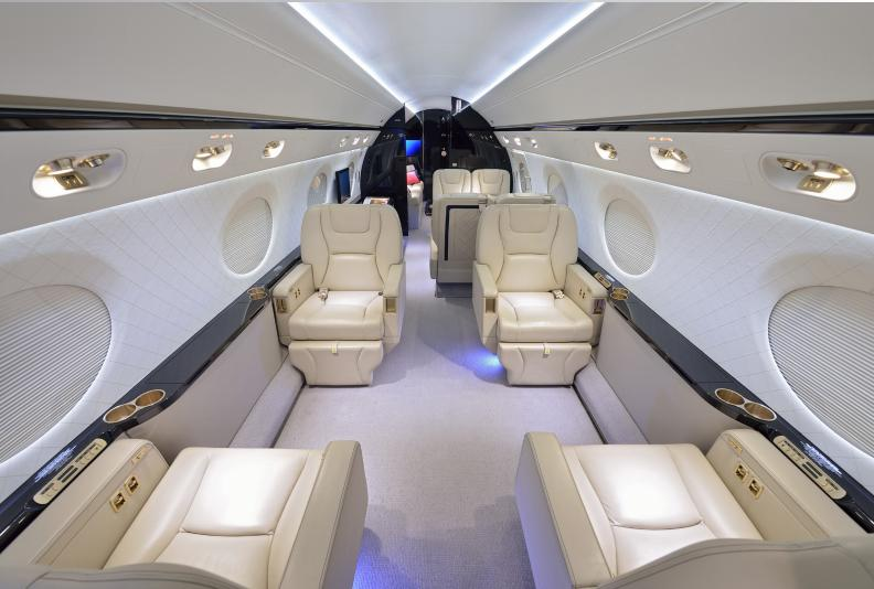 2014 Gulfstream G450 Photo 3