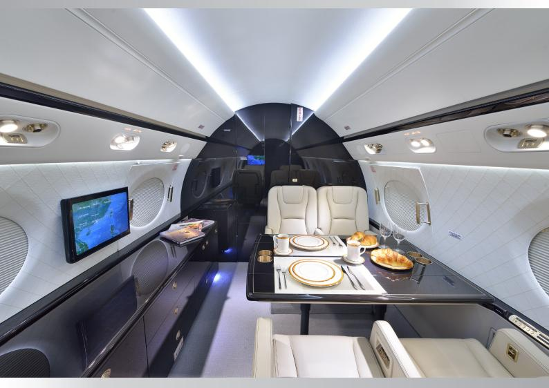 2014 Gulfstream G450 Photo 4