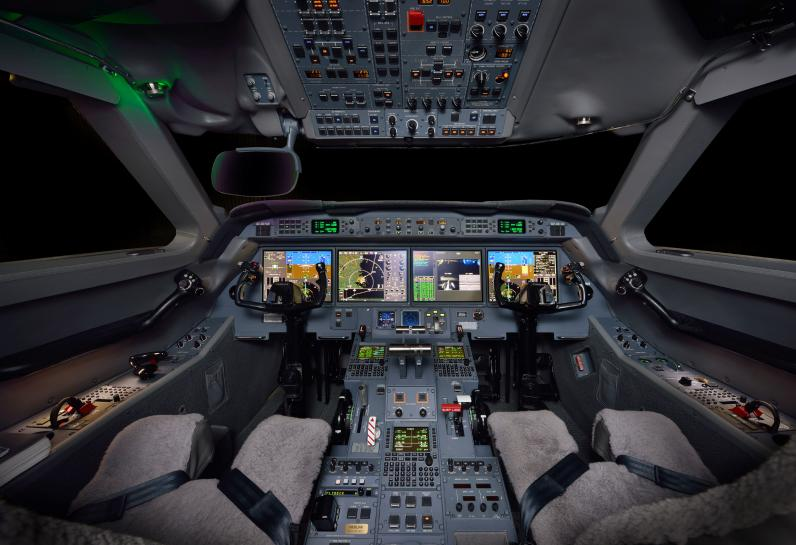 2014 Gulfstream G450 Photo 5