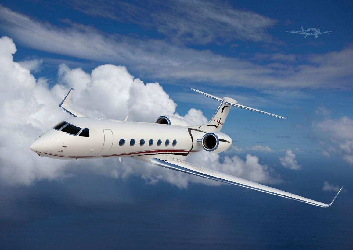 2010 GULFSTREAM G550 Photo 2