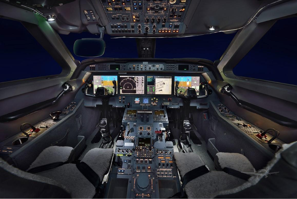 2010 GULFSTREAM G550 Photo 5