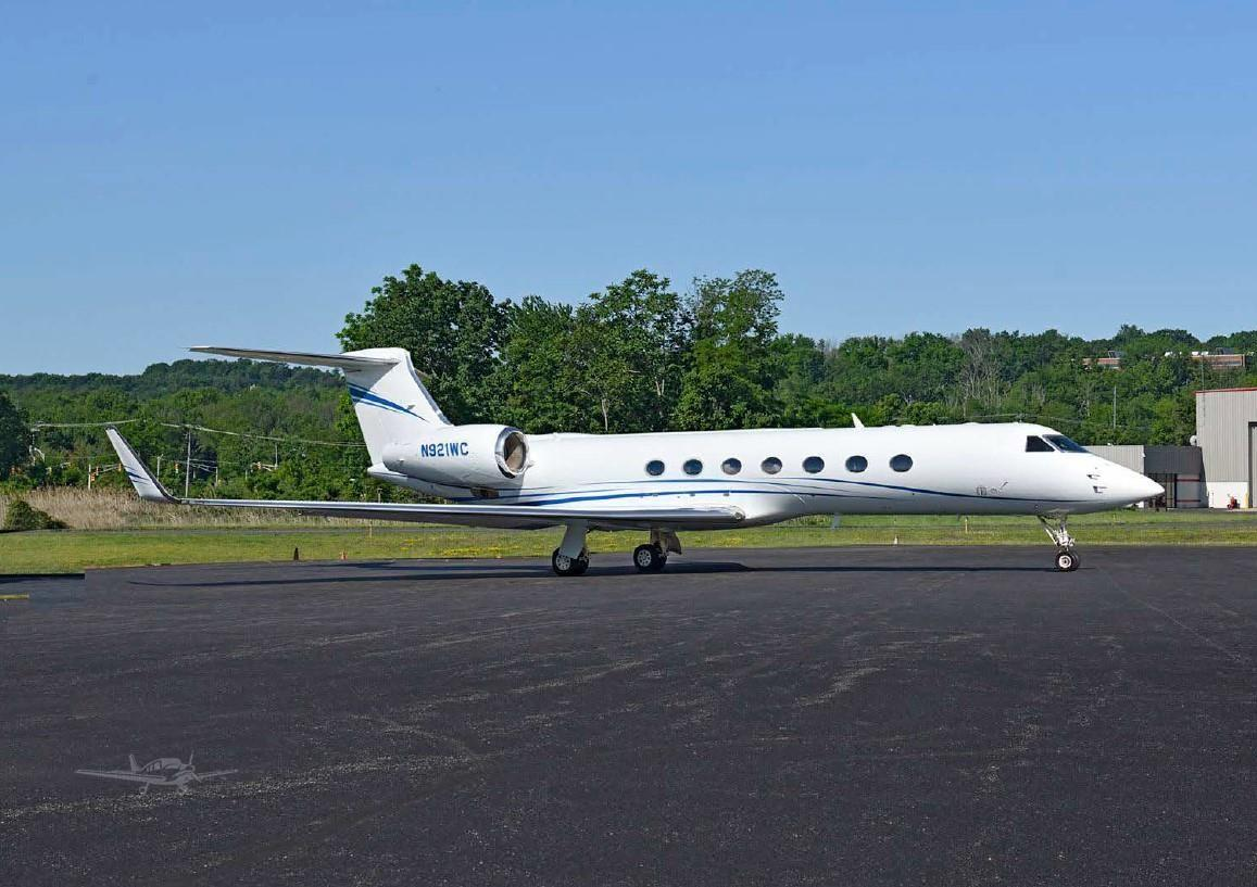 2004 Gulfstream G550 Photo 2