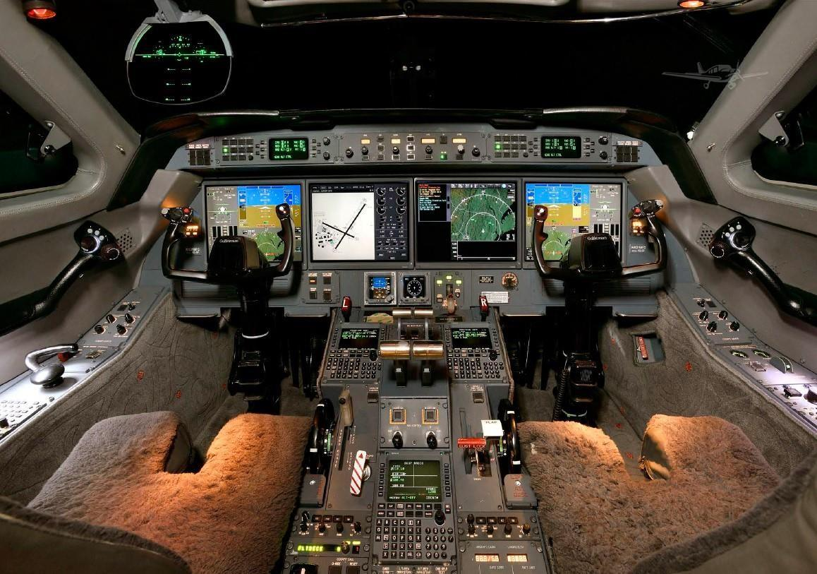 2004 Gulfstream G550 Photo 3