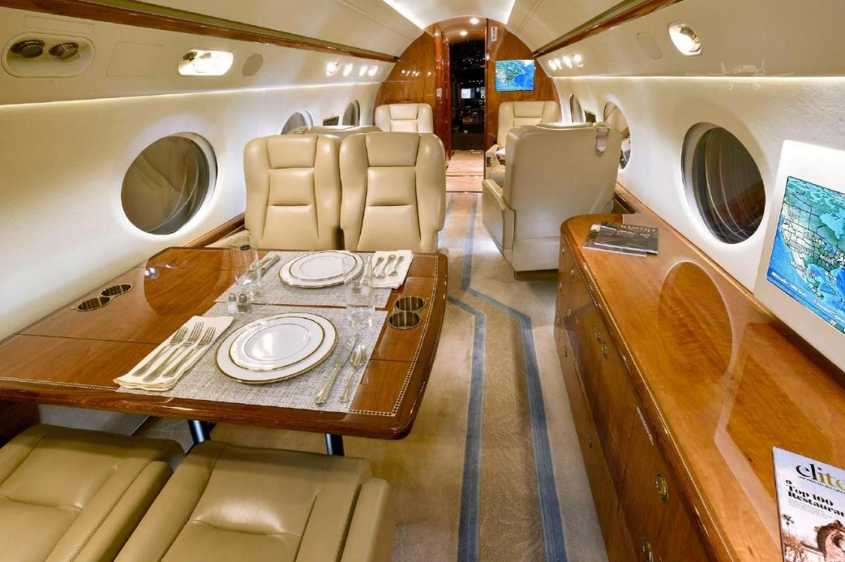 2008 GULFSTREAM G550 Photo 3