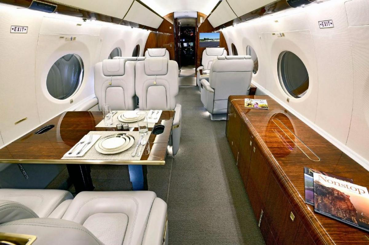 2013 GULFSTREAM G650ER  Photo 6