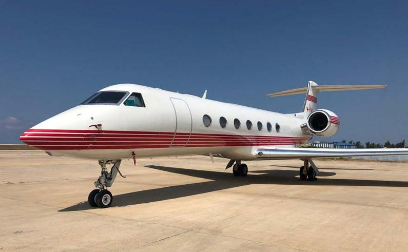 2009 Gulfstream G550 Photo 2