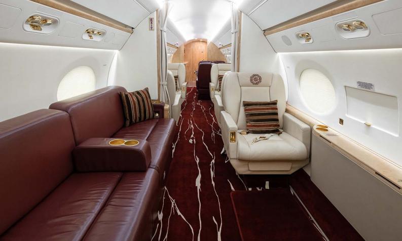 2009 Gulfstream G550 Photo 3
