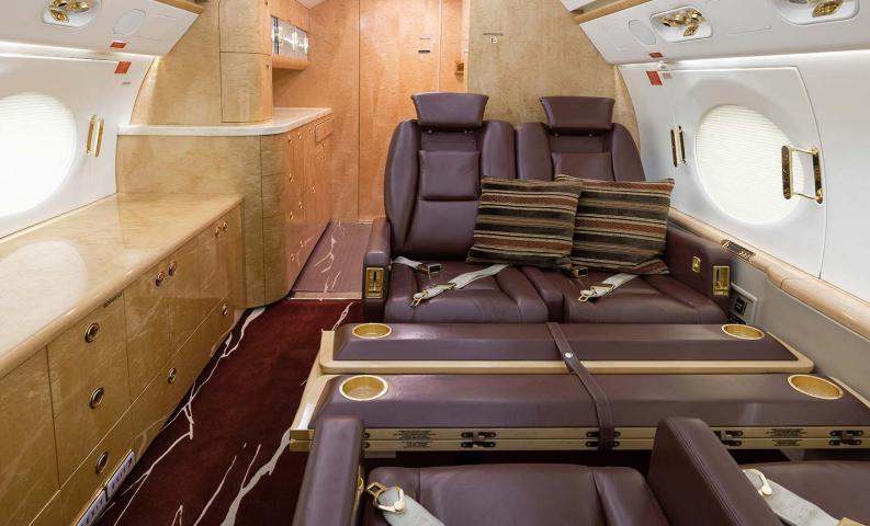 Gulfstream G550 Photo 4