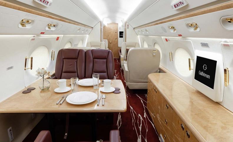 Gulfstream G550 Photo 5