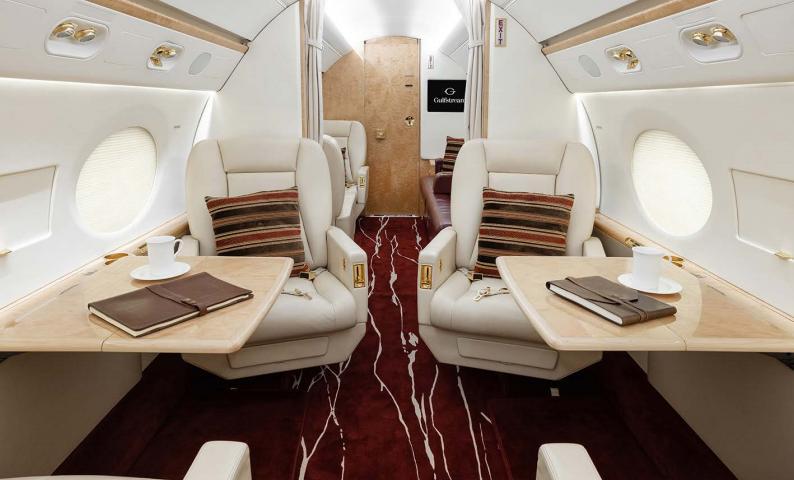 Gulfstream G550 Photo 6