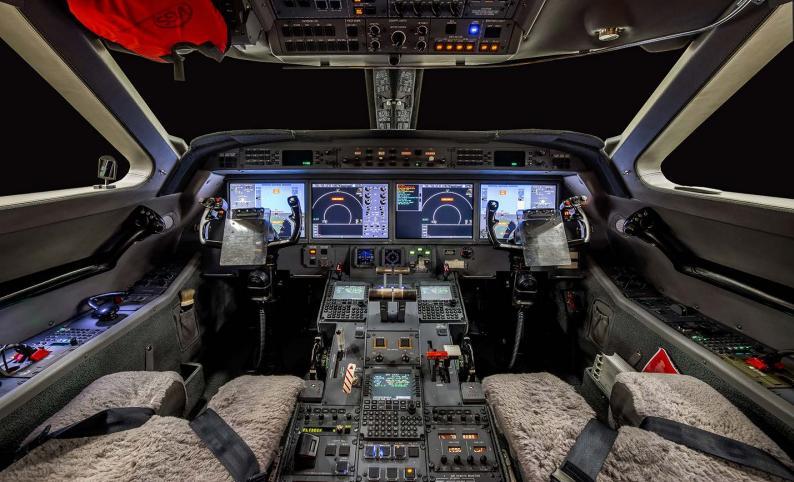Gulfstream G550 Photo 7