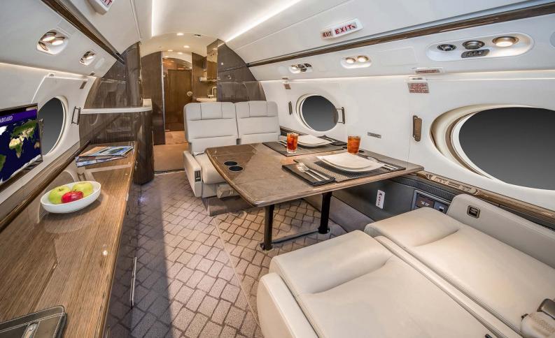 Gulfstream G450 Photo 6