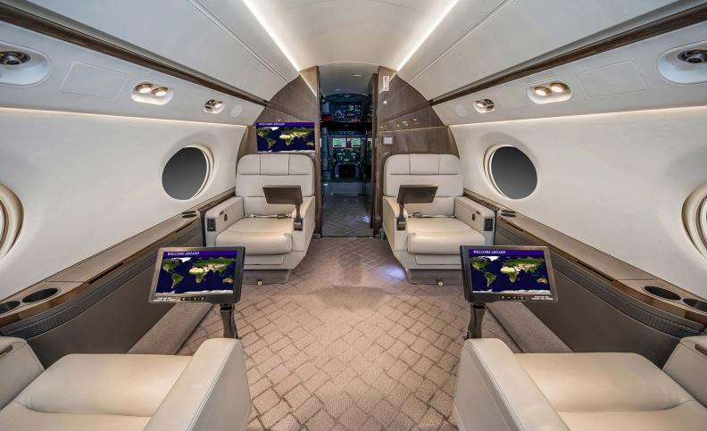 Gulfstream G450 Photo 2