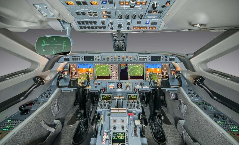 Gulfstream G450 Photo 3