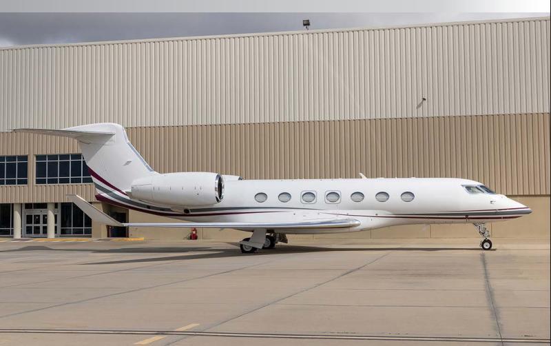 2019 Gulfstream G500 Photo 2