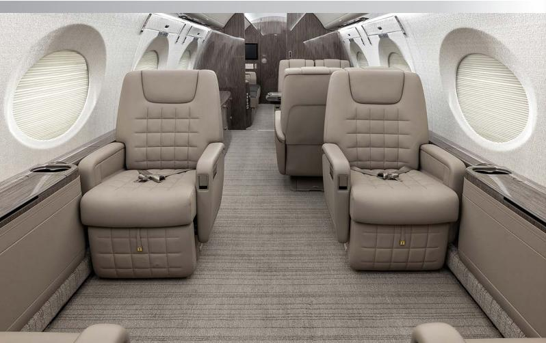 2019 Gulfstream G500 Photo 3