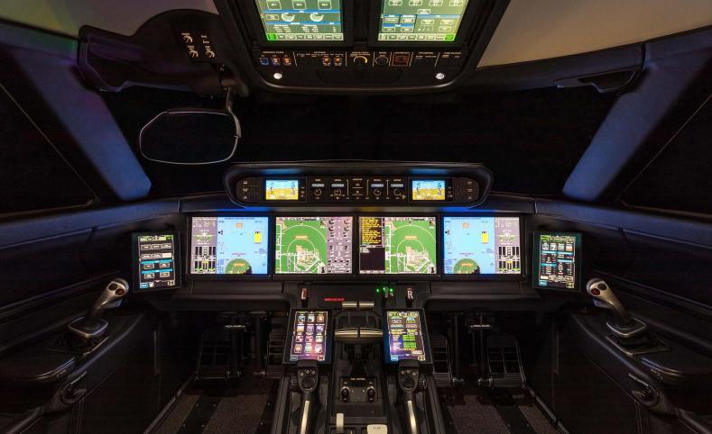 2019 Gulfstream G500 Photo 4