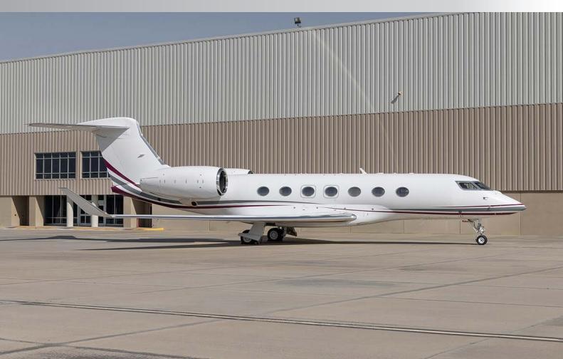 Gulfstream G500 Photo 2