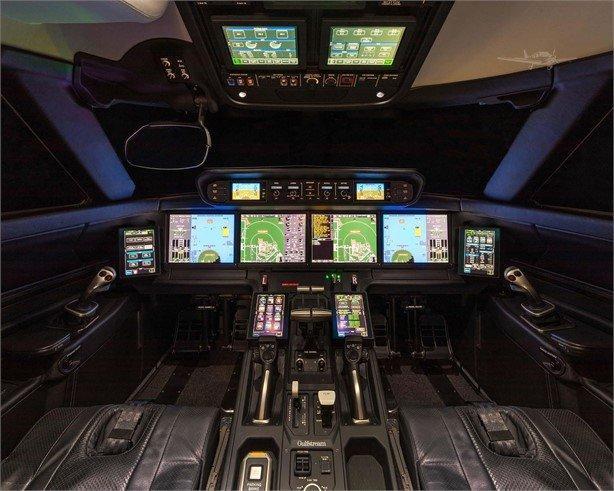 2018 Gulfstream G500 Photo 4