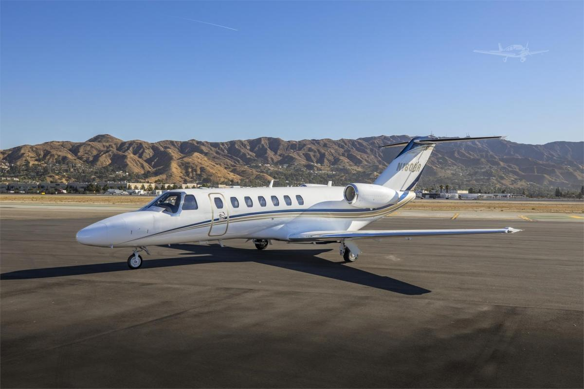 2014 CESSNA CITATION CJ3+ Photo 3